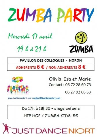 Zumba Party 170419